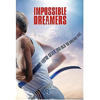 Umuligt drømmere [DVD] USA importerer