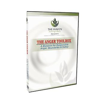 Anger Toolbox-Blueprint for Responsible Anger Boun [DVD] USA import