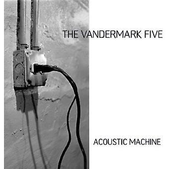 Vandermark 5 - akustisk maskine [CD] USA importerer