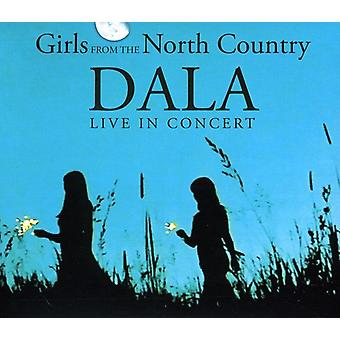 Dala - vivir en la importación de Estados Unidos chicas concierto desde el país del Norte [CD]