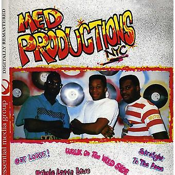 Med Productions - Get Loose [CD] USA import