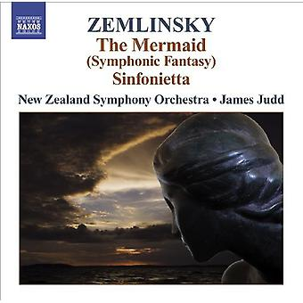 A.V. Zemlinsky - Zemlinsky: Import USA Mermaid [CD]