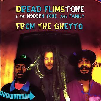 Angst Flimstone & moderne Tone-Age-Familie - aus dem Ghetto [CD] USA import