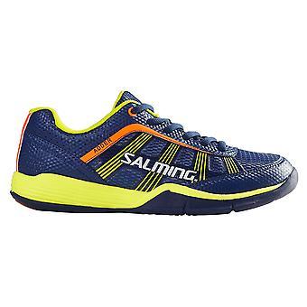 Salming children handball shoe Adder blue - 1237079-0309