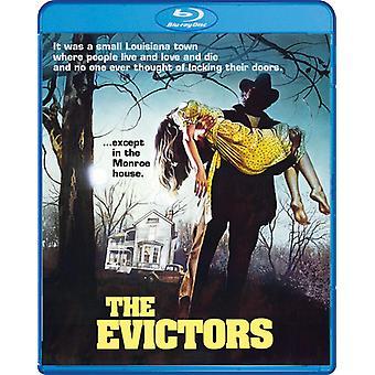 Evictors [Blu-ray] USA import