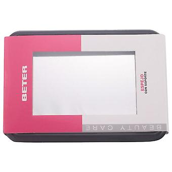 Beter Plastic frame mirror,  with stand, 13,7 x 18,8 cm (Woman , Makeup , Accessories)