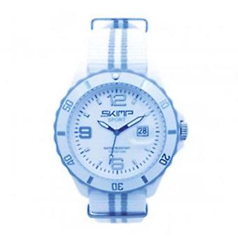Skimp  Watch Courageuse White/Sky (Fashion accesories , Watches , Analog)