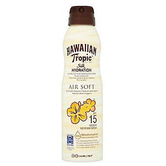 Hawaiian Tropic Silk hydration air soft brume protective 177 ml
