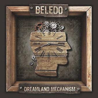 Beledo - drømmeland mekanisme [CD] USA importerer