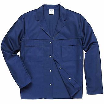 بورتويست--مايو كلينيك قصيرة عمال معطف سترة
