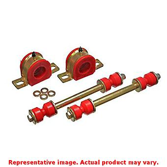 Energy Suspension Sway Bar Bushing Set 5.5124R Red Front Fits:DODGE 1994 - 1996