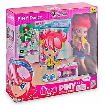 Pinypon Piny Dance (Toys , Dolls And Accesories , Miniature Toys , Mini Figures)