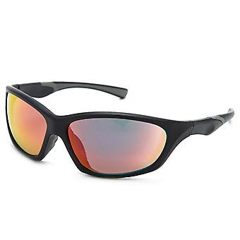 Plaza de deporte Wrap-Around gafas de sol de tormenta de Peter los hombres