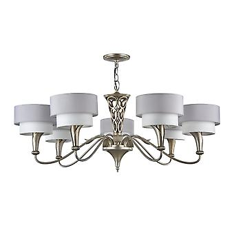 Maytoni Lighting Lillian House Collection Chandelier, Pearl Gold