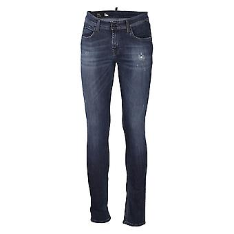 Roy Roger's men's CAMPADELUXEFLY Blau cotton of jeans
