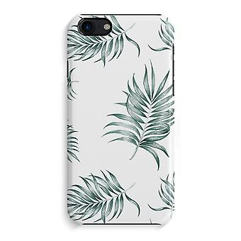 iPhone 7 Full Print Case - Simple leaves