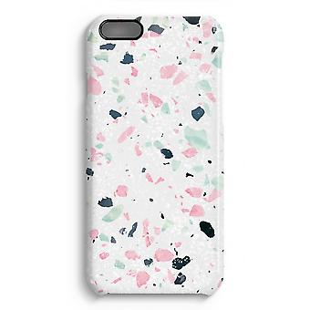 iPhone 6 Plus Full Print Case (Glossy) - Terrazzo N°3