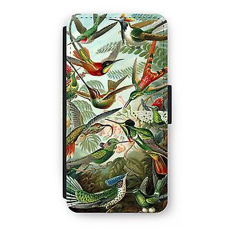 iPhone 7 Plus estuche Flip - Haeckel Trochilidae