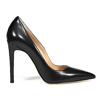 Pinko women's 1P20KHY1V42 black leather pumps