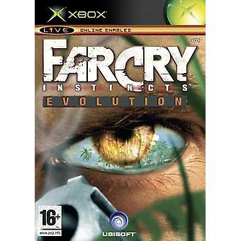 Far Cry instinkter Evolution (Xbox)