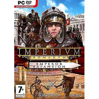 Imperium Romanum Emperors Expansion (PC DVD)