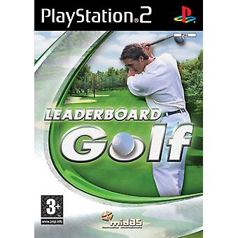 Leaderboard Golf (PS2)