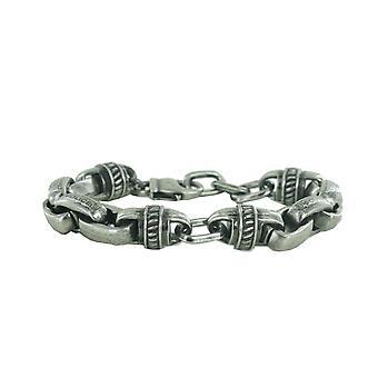 Police mens bracelet designs stainless steel vintage PJ. 22257BSB/02