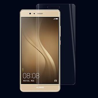 Hybrid TPU premie tank filmen folie for Huawei P9 beskyttelse for LCD