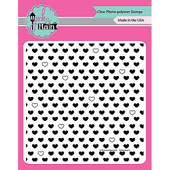 Pink & Main Clear Stamps 6