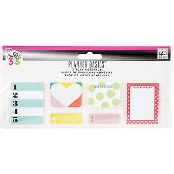 Create 365 Happy Planner Sticky Notes 120/Pkg-Bright