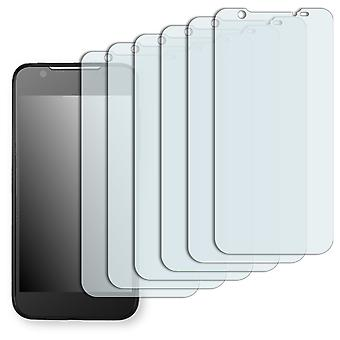 ZTE V983 screen protector - Golebo crystal clear protection film