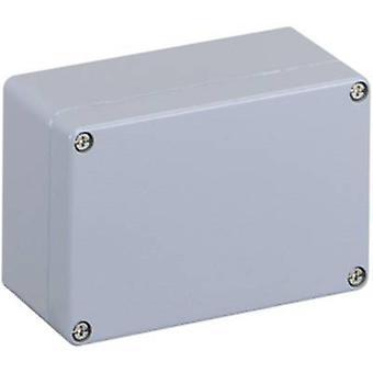 Build-in casing 125 x 80 x 57 Aluminium Silver-grey Spelsberg