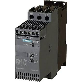 Soft starter Siemens 3RW3028 Motor power at 400 V 18.5 kW Motor