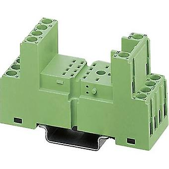 Relay socket 1 pc(s) Phoenix Contact PR2-BSC2/4X21 Compatible with series: Phoenix Contact REL-IR series (L x W) 75 mm x 27 mm