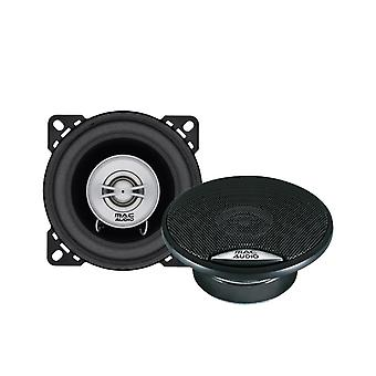 Mac audio edition 102, 160 watts Max, 1 pair fits Peugeot, Citröen, Renault