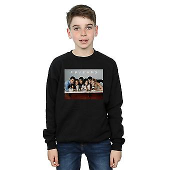 Friends Boys Group Photo Milkshakes Sweatshirt