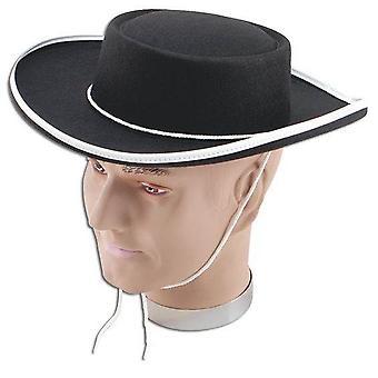 Zorro/Bandit Hat.