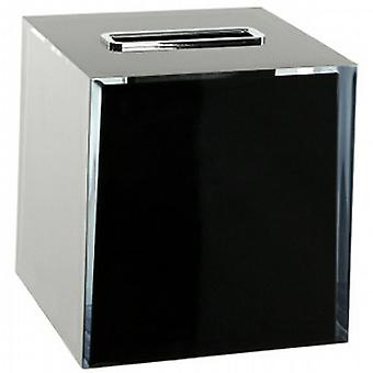 Gedy Rainbow Square Tissue Box schwarz RA02 14