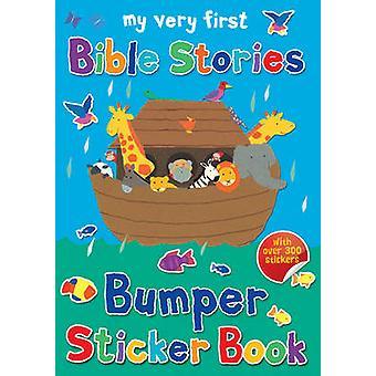 My Very First Bible Stories Bumper Sticker Book by Lois Rock - Alex A