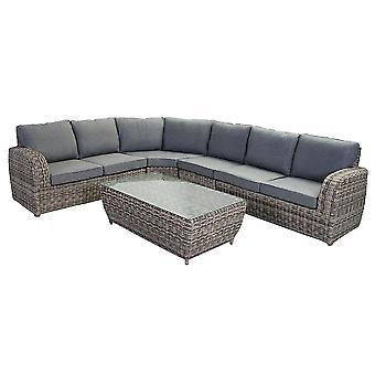 SenS-Line Whitsundays loungeset - grijs