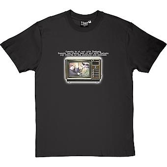 Oceania Is At War With Eastasia Men's T-Shirt