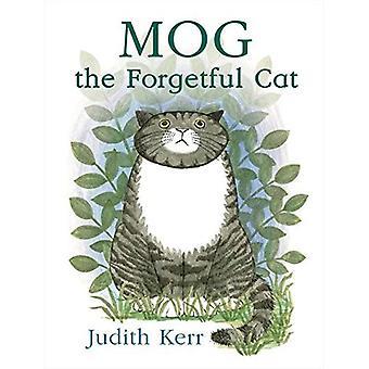 Mog le chat oublieux (Mog Cat Conseil livres)