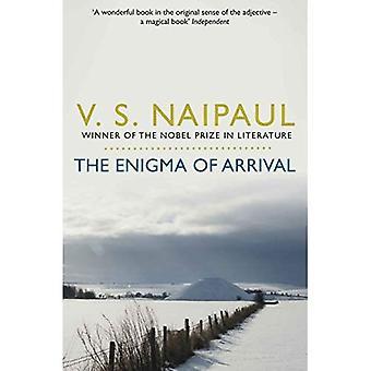 L'énigme de l'arrivée: un roman en cinq Sections. V.S. Naipaul