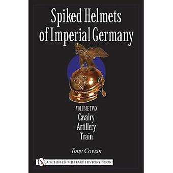 SPIKED HELMETS OF IMPERIAL GERMANY