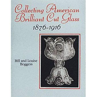 COLLECTING AMERICAN BRILLIANT CUT GLASS
