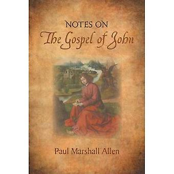 Notes sur l'Évangile de Jean