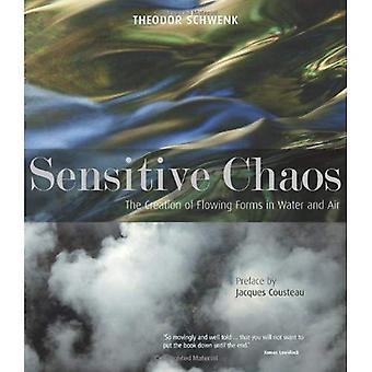 Chaos sensible: La création de formes fluides dans l'eau et l'Air