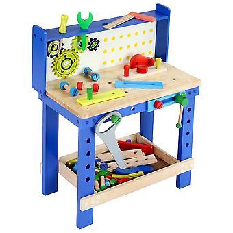 Établis pour enfants atelier avec outils et accessoires inclus 0101031