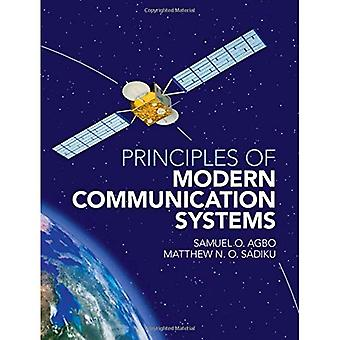 Principles of Modern Communication Systems
