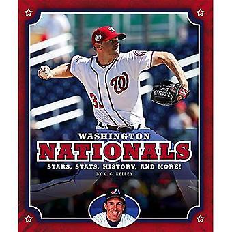Washington Nationals (Major League Baseball Teams)